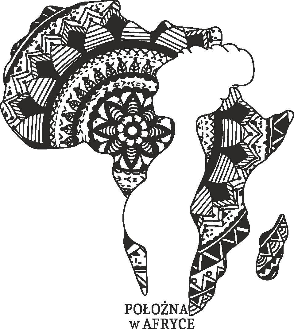 Położna w Afryce