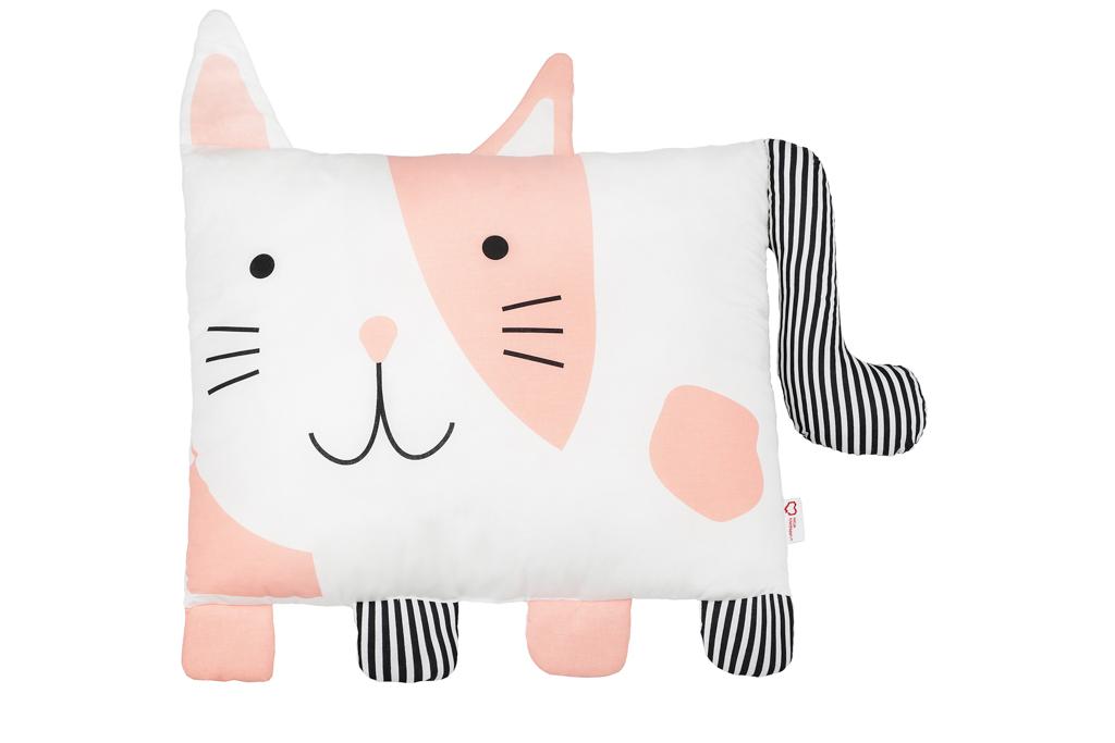 Przytul Zwierzaka - poduszka kot